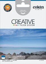 Cokin p123 historial filtro azul 2 gradual Blue filtro cielo Landscape Sky