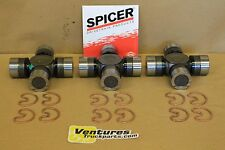 U JOINT KIT FORD F450 F550 REAR 4X4 3 PIECE DRIVE LINE 2007-2011 SPICER LIFE
