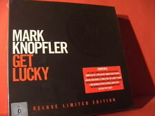 """MARK KNOPFLER """" GET LUCKY """" (LIMITED/AUDIOPHILE 2xVINYL + 2CD + 2DVD-BOX/SEALED)"""
