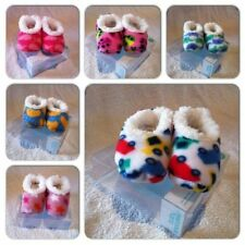 Girls' Polyester Baby Slippers