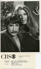 ALEX CORD MARIETTE HARTLEY PORTRAIT GENESIS II ORIGINAL 1973 CBS TV PHOTO