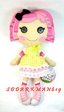 "Lalaloopsy Plush Doll - Crumbs Sugar Cookie -13"" Plush Rag Doll"