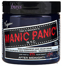 Manic Panic Classic Hair Colour 118ml After Midnight