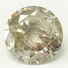 2.19 CTS 8MM PK VG ROUND UNTREAT I COLOR WHITE LAB CERTIFIED LOOSE DIAMOND