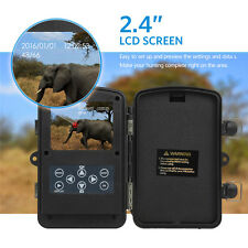 "Boblov CT008 Security 2.4"" Infrared Night Vision Scouting Hunting Trail Camera"