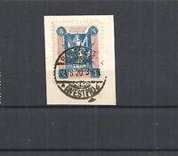 Marienwerder,1920 Michelnummer: 14 x B a o, gestempelt o, Katalogwert € 120,00