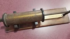 Variable capacitor or resistor used with DeForest pre 1920 radio