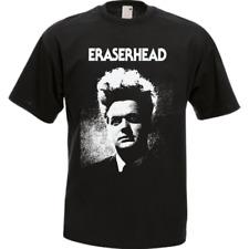 Eraserhead t shirt David Lynch Cult Film Horror Movie Black Men's T-Shirt Tee