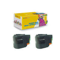 LC209 BK XXL 2Pcs Ink Cartridge Compatible For Brother MFC-J5320DW  MFC-J5620DW