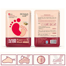 Exfoliating Peel Renewal Foot Mask Baby Soft Feet Care Remove Dead Skin Cuticles