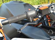 PAZZO Levers - KTM RC8 DUKE RC 200 390 690 990 SMC SMR SMT SMCR 1050 1190 1290