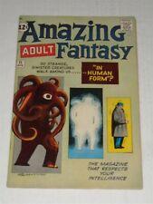AMAZING ADULT FANTASY #11 FN (6.0) MARVEL COMICS APRIL 1962 DITKO (SA)**