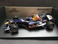 Minichamps - David Coulthard - Red Bull - RB1 - 2005 -1:18 - Rare
