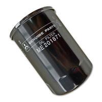 Genuine For Mitsubishi L200 Strada 2.8 Diesel 1996 99 05 Oil Filter Black