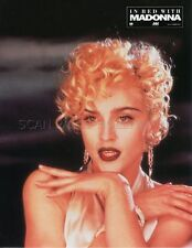 MADONNA IN BED WITH MADONNA 1991 VINTAGE LOBBY CARD #3