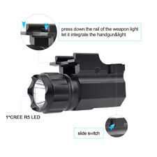 TrustFire Cree XP-G R5 210LM Tactical Gun Flashlight 2-Mode Pistol Torch Lights