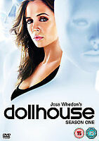 Dollhouse - Series 1 - Complete (DVD, 2009, 4-Disc Set) NEW AND SEALED UK