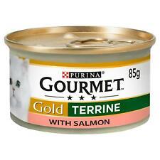 Gourmet Gold Terrine Cat Food   Cats