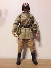 DRAGON 1/6 figure WW2 Doc. Peterson, U.S. Army Medic - 94th Infantry Div.1945