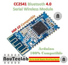 Cc2541 40 Ble Bluetooth Uart Transceiver Module Cc2540 Hm 10 Ibeacon