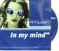 Antiloop - In My Mind - CDS - 1997 - Trance 2TR Cardsleeve France