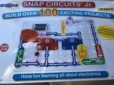 Snap Circuits Jr. SC-100 Electronics Exploration Kit | Over 100 STEM Projects...
