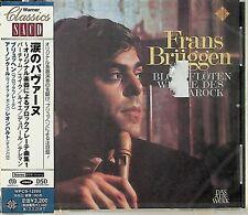 JAPAN SAMPLE -FRANS BRUGGEN: Baroque Recorder Works SACD NEW (Telemann)