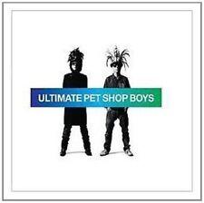 CDs de música electrónica Pet Shop Boys
