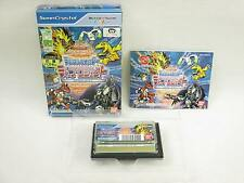 digital monster entwicklungsprojekt wonder swan kristall color bandai japan game 1756 ws