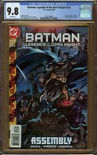 Batman: Legends of the Dark Knight #120 CGC 9.8 1st Cassandra Cain Batgirl