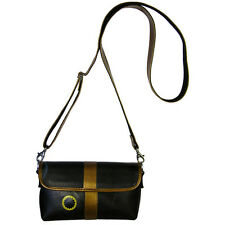 NEW! Upcycled Recycled Tire Tube Shoulder Bag from El Salvador Fair Trade