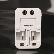 Global Universal Travel Power Plug Converter Adapter Conversion UK/US/AU/EU AB