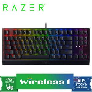 Razer BlackWidow V3 RGB Tenkeyless Mechanical Gaming Keyboard RZ03-03490100-R3M1