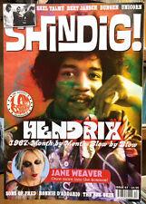 SHINDIG! #67 UK IMPORT MAGAZINE HENDRIX BERT JANSCH BEE GEES RONNIE D'ADDARIO