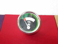 IH Oil Pressure Gauge Fits Cub (Early; up to 1954)