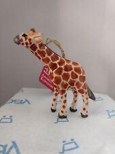 Wooden Ornament - Giraffe