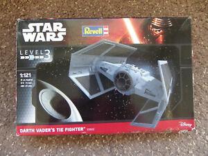 Revell Star Wars Darth Vader's Tie Fighter - Complete
