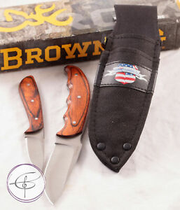 """USA Midway Foundation Inc High Quality Browning Knives Model 827 9""""  NOS"""
