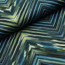 95/% algodón 5/% Lycra Medio Metro Estiramiento Jersey Tejido de punto-Liso Turquesa
