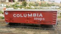 Roundhouse MDC Columbia Soups Old Time 36'  Reefer, Upgraded, Exc
