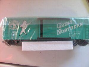 K-Line S-Gauge Box Car NIB A.C. Gilbert Compatible Great Northern