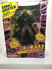 """Jim Lee's WILDCATS Giant 10"""" inch GRIFTER  Playmates Toys~"""