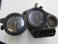 Yamaha FZR 1000 FZR1000 1990 Clocks Speedo 44699 Miles