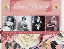 Marshall Islands 2019 MNH Queen Victoria 200th Birthday 4v M/S Royalty Stamps