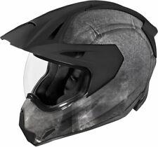 Icon Variant Pro CONSTRUCT Full-Face Helmet (Raw Black) SM (Small)