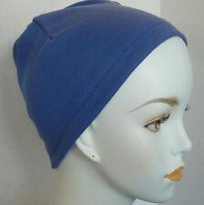 Ladies Cancer Chemo Cpap Soft Sleep Caps Hair Loss Turban Head Cover 15 colors