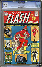 Flash Annual #1 CGC 7.5 VF- Universal CGC #0127332003