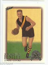 1996 Select Hall of Fame (33) Percy BENTLEY Carlton Richmond