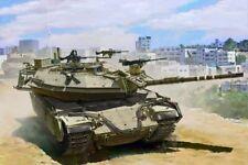 Meng TS-040 Israel Main Battle Tank Magach 6B Gal Batash 1:35