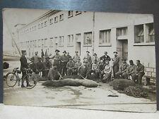 cpa photo metier vente de crin usine encheres tapissier matelassier filature